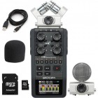 Zoom H6 Professional Audio Recorder