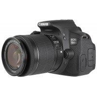 Canon EOS 700D with 18-55mm (London Used)