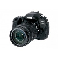 Canon EOS 80D Professional DSLR Camera with 18-135 Lens