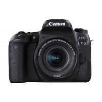 Canon EOS 77D with 18-55mm Lens