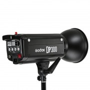 Godox DP300 Studio Strobe Light (2 in 1 package)