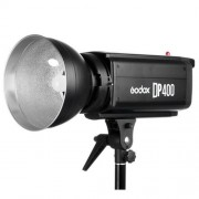 Godox DP400 Studio Strobe Light (2 in 1 package)