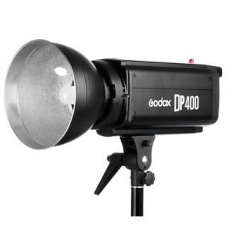 Godox DP400 Studio Strobe Light (2 in 1 package)