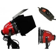 Red Head Light 800w With Dimmer (3 in 1)